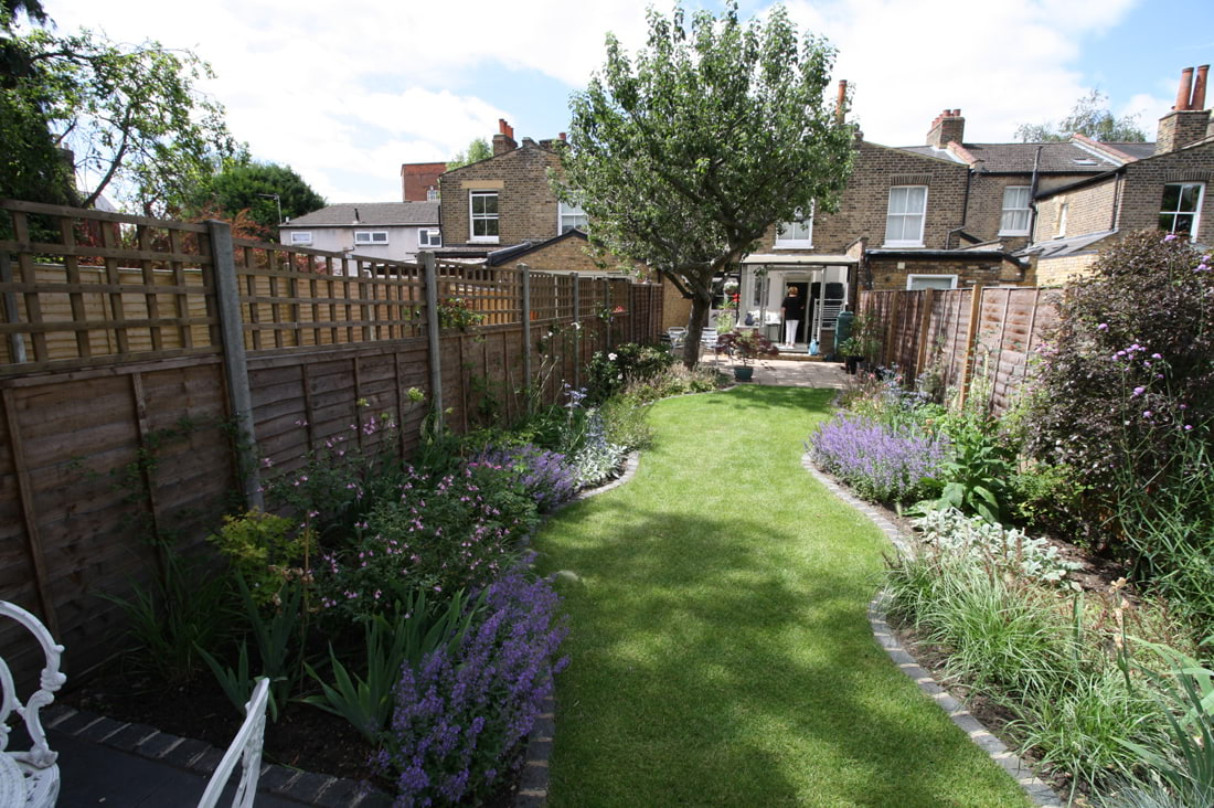 Terraced House In Wimbledon Stevedimmockgardens Co Uk
