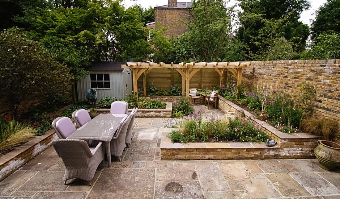 Steve Dimmock Garden Designer